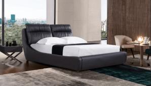 best storage beds king black corso upholstered