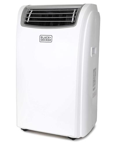 best portable air conditioners BLACK+DECKER BPAC12WT