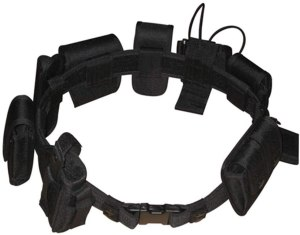 First to Act Tactical Belt