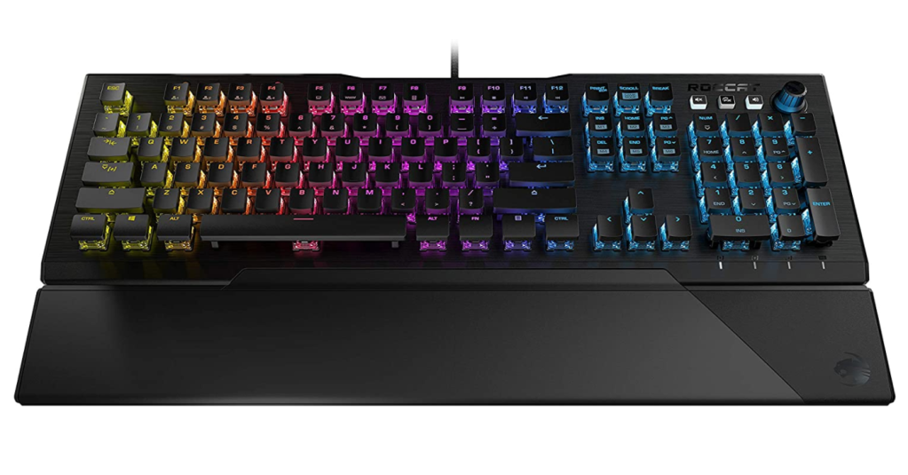 gaming keyboard roccat vulcan