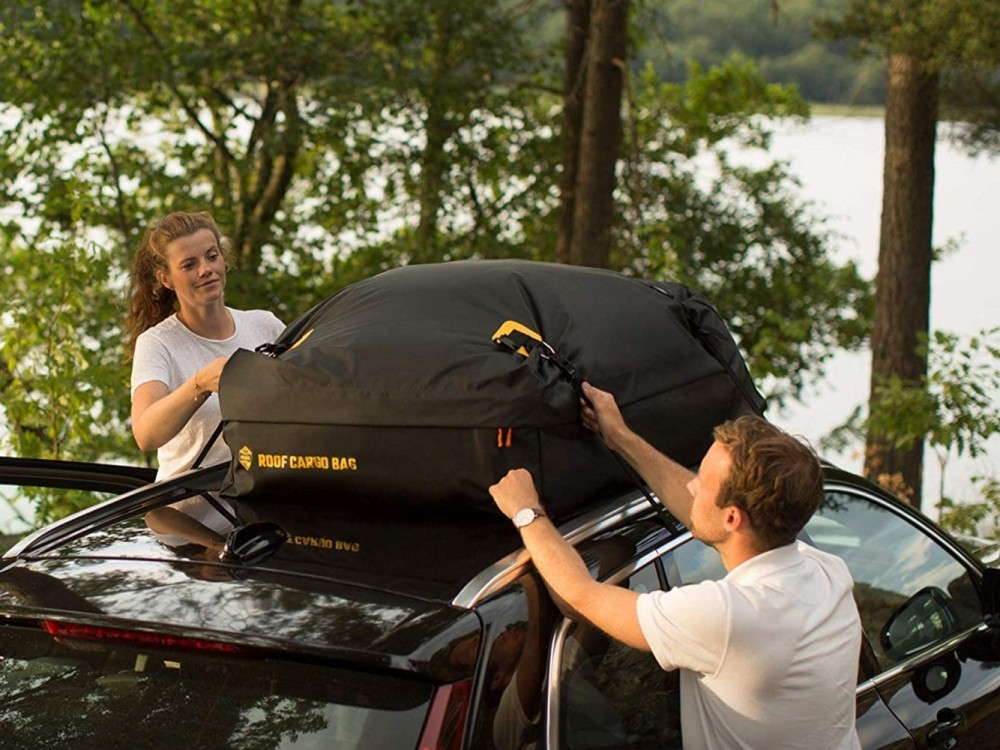 the best rooftop cargo carriers for every kind of car even those without side rails