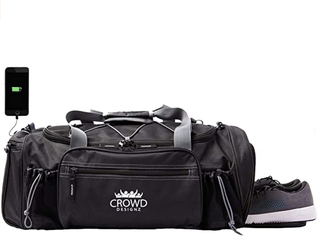 Crowd Designz Smart Gym Bag