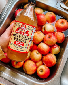 apple cider vinegar benefits bragg apples