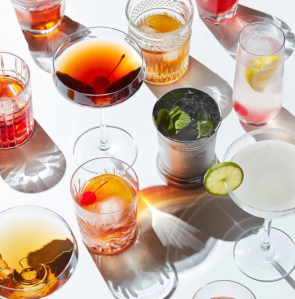 Crafted Taste Cocktails
