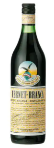 amaro bottle fernet branca