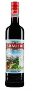 amaro liquor bottle braulio