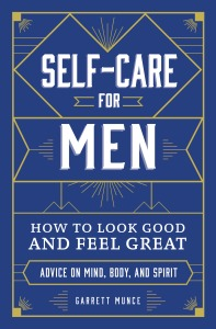 """The """"Self-Care For Men"""" cover"""