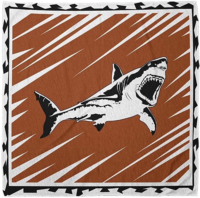 Shark Bandana