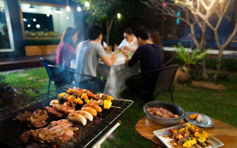 Grill Heat Plate