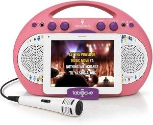 best karaoke machine singing machine system