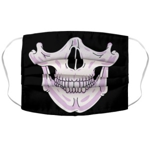 Look HUMAN Skull Face Mask