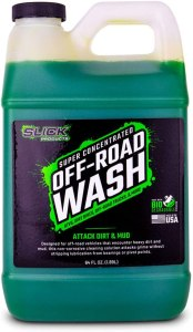 best car wash soap slick products off road