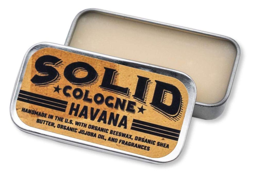 Solid Cologne Havana Scent for men