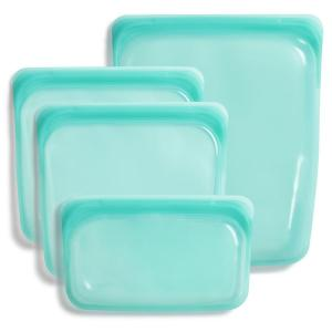 Stasher Reusable Silicone Bag Multi-Pack