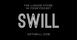 SWILL alcohol delivery