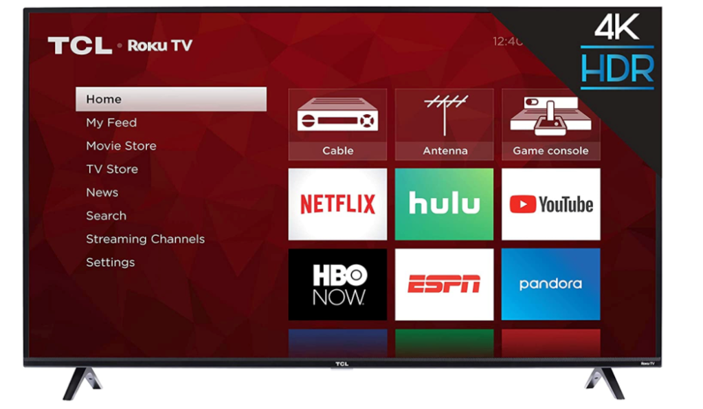 TCL 4-Series LED TV (65-Inch)