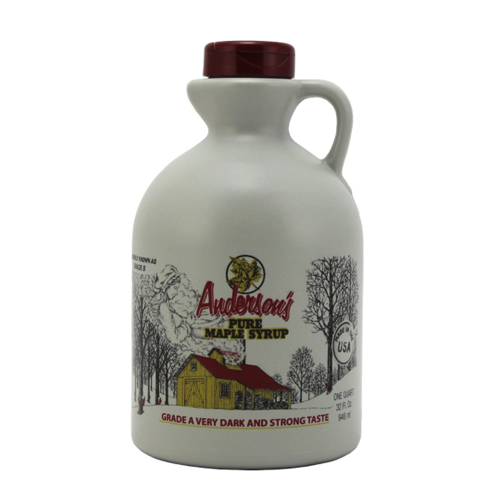 whiskey mixers maple syrup