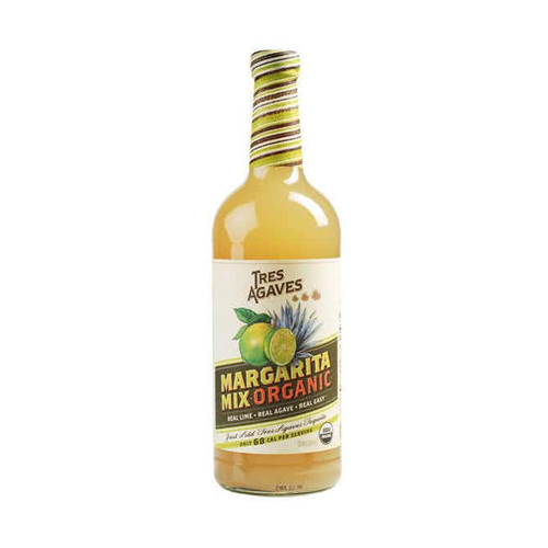 best tequila mixers tres agaves margarita mix