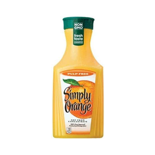 best tequila mixers simply original pulp free orange juice