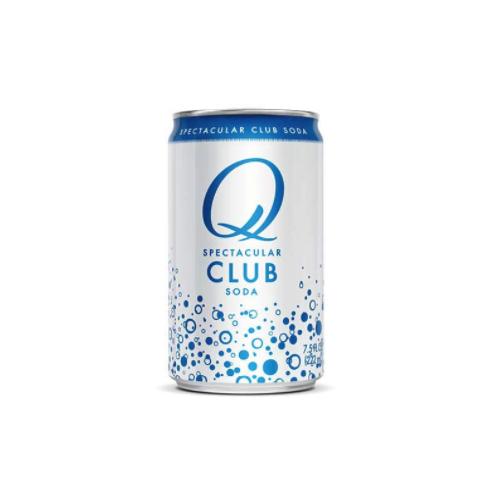 whiskey mixers club soda
