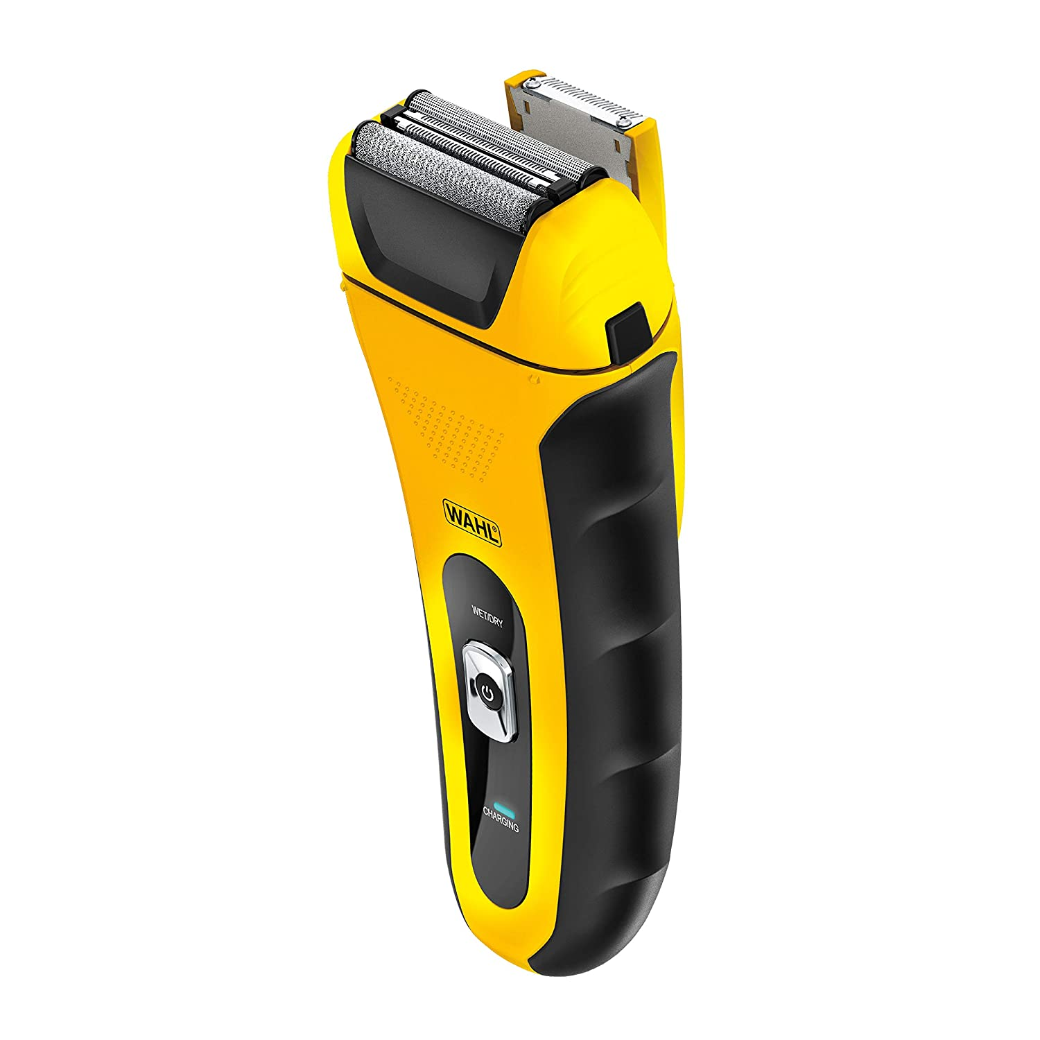 Wahl model 7061-100 lifeproof lithium ion foil shaver; best electric shaver