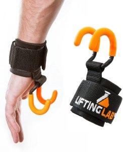 weight lifting hooks