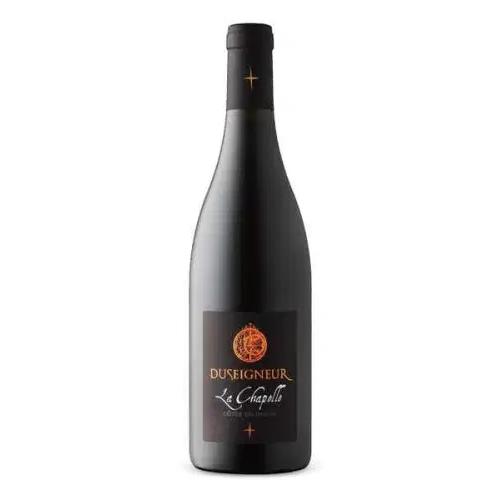 biodynamic wine 2016 Domaine Duseigneur Côtes Du Rhône La Chapelle drizly