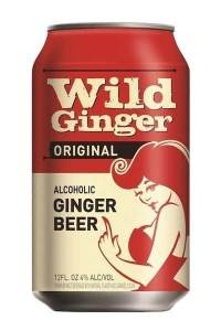 best ginger beer wild ginger