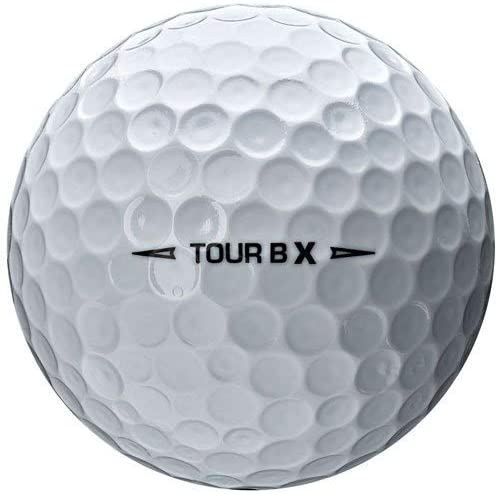 best golf balls 2020 - bridgestone tour BX