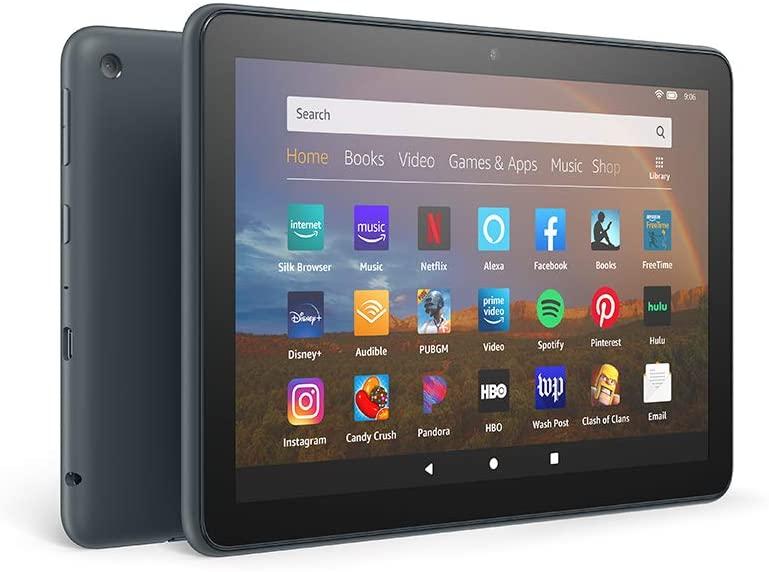 Amazon Fire HD 8 Plus, best cheap tablets 2021