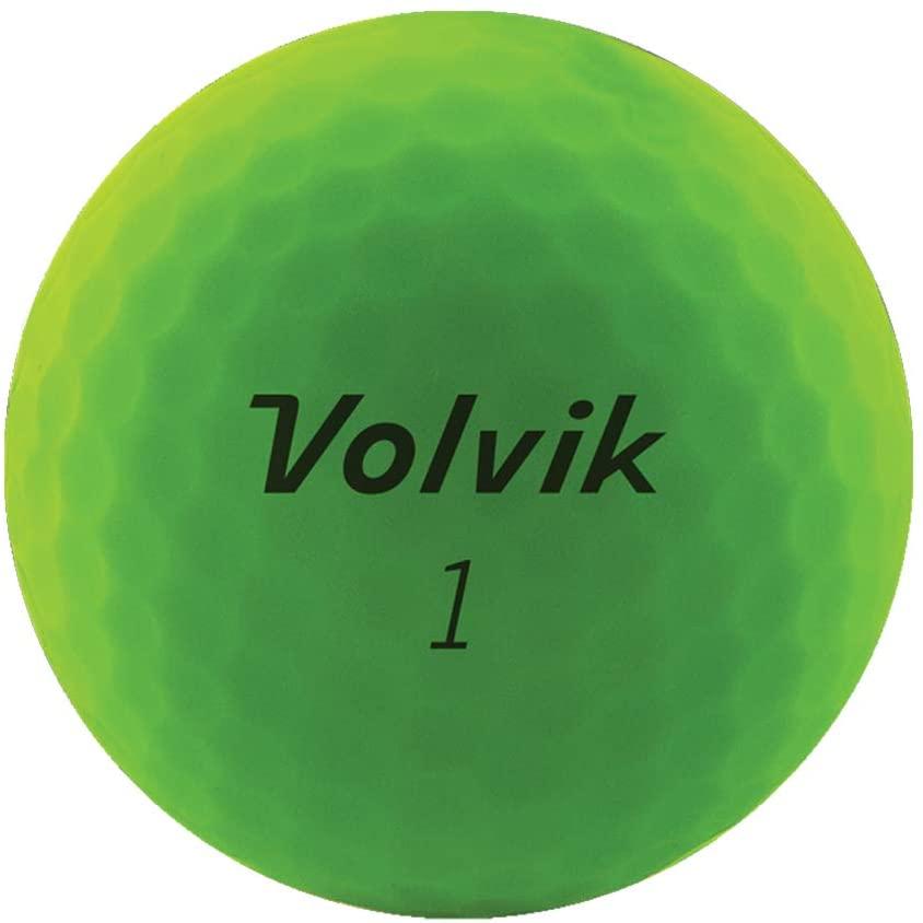 best golf balls reviews - volvik 1
