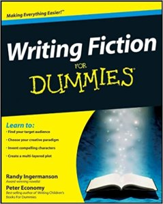 best new hobbies - writing for dummies fiction