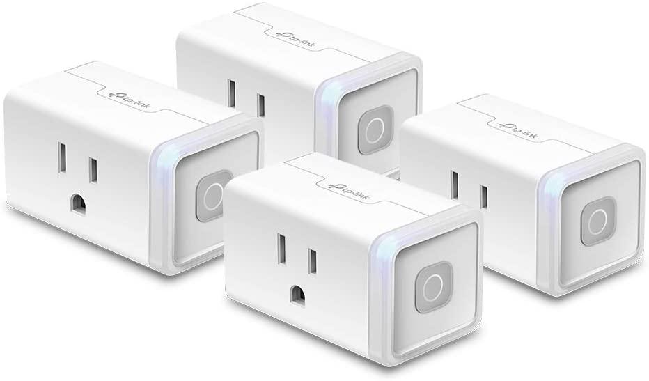TP-Link Kasa Wi-Fi Smart Plugs