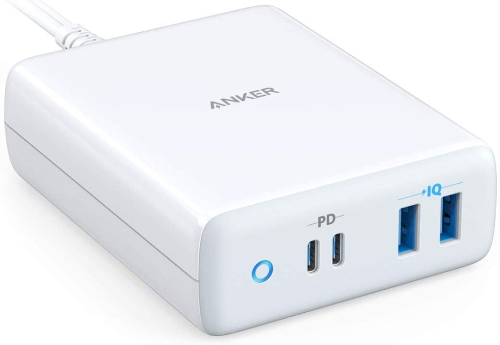 Anker 4-Port USB-C Charging Station