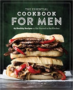 best hobbies for men - cookbook for men