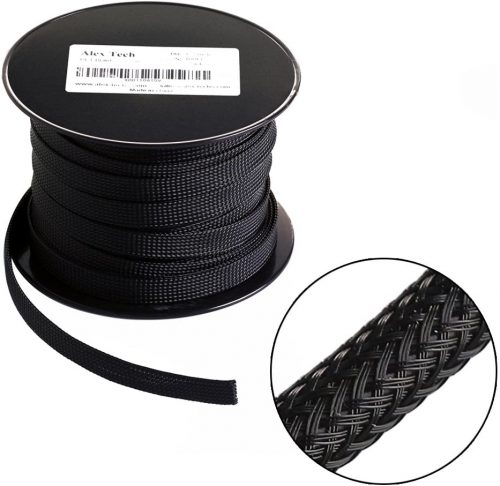 expandable braided sleeving