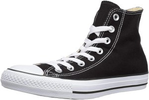 Converse chuck taylor high top sneakers, best weightlifting shoes