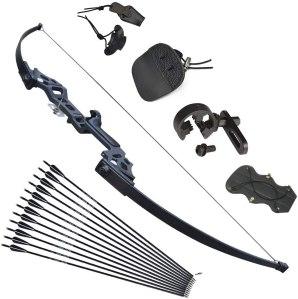 best hobbies for men - bow archery kit adult