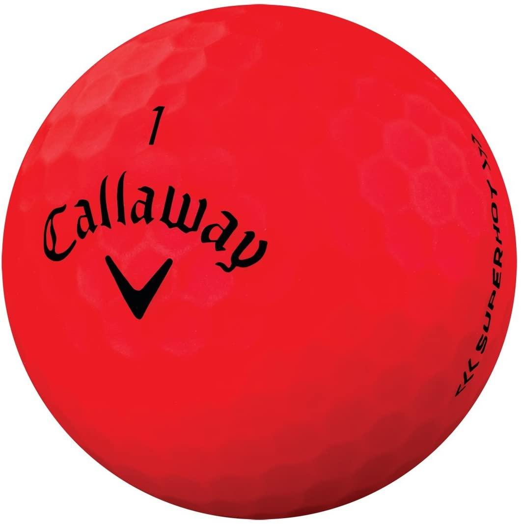 best golf balls of 2020 - callaway