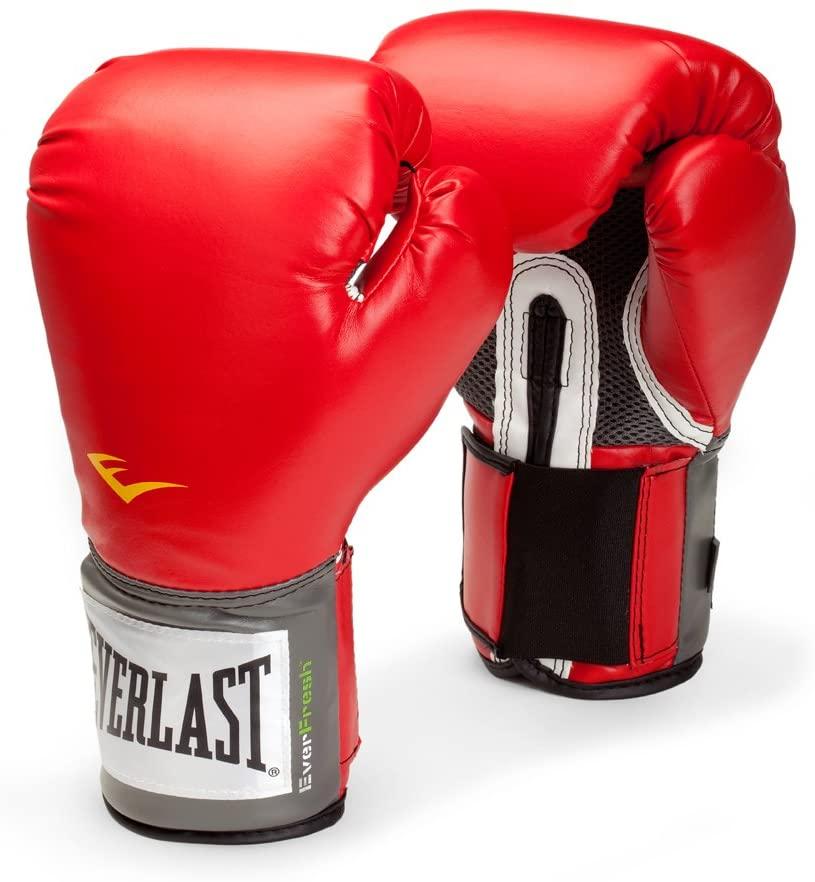 best hobbies for men - red boxing gloves everlast