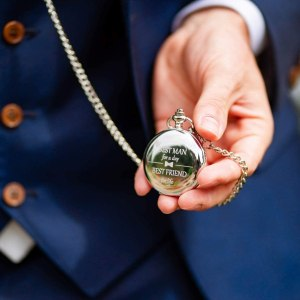 best man engraved pocket watch, best pocket watch
