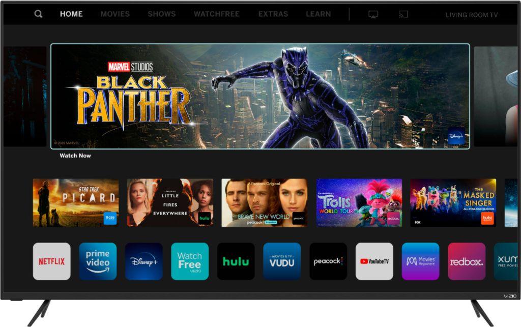 Vizio M-Series 65-Inch Flat-Screen TV, best Flat-Screen tv