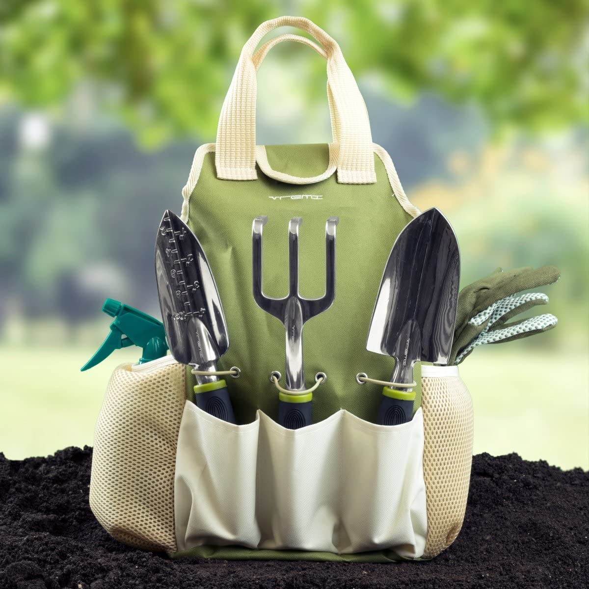 best hobbies for men - gardening kit bag tools