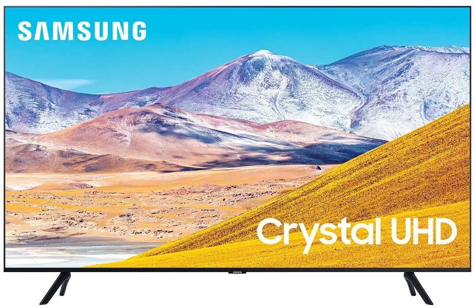 Samsung TU8000 43-Inch TV, best flat-screen TV