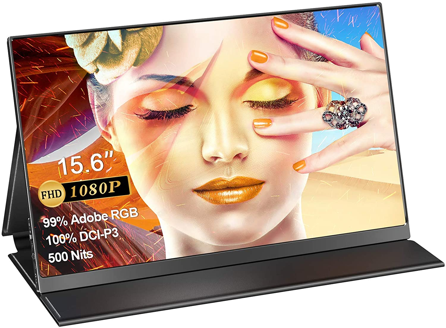 UPERFECT 15.6-Inch FHD Portable Monitor