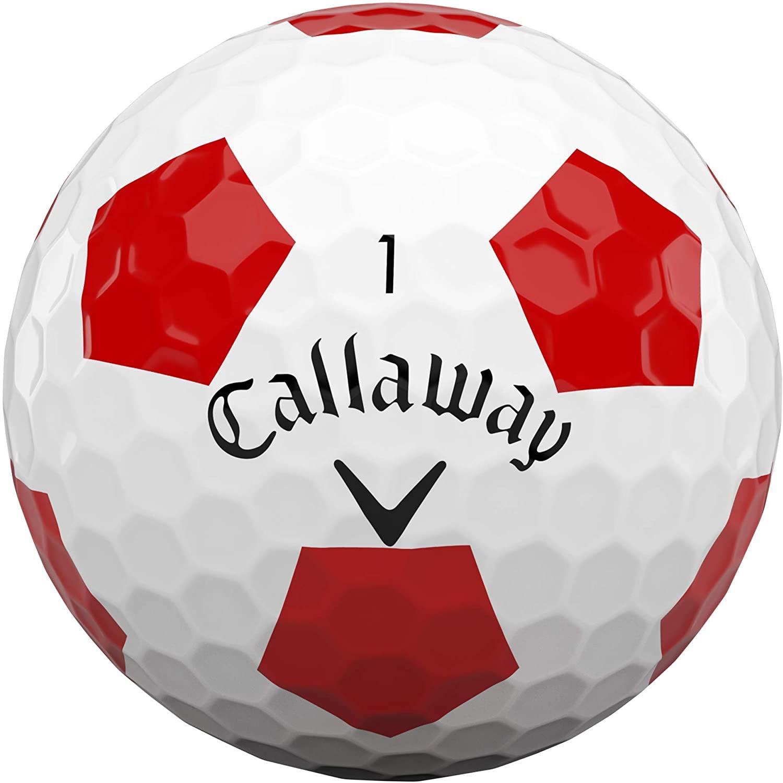 best golf balls 2020 - callaway soft chrome