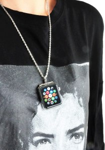 smart watch necklace