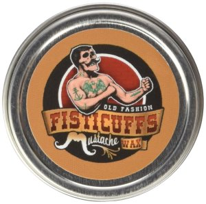 Fisticuffs Strong Hold Mustache Wax