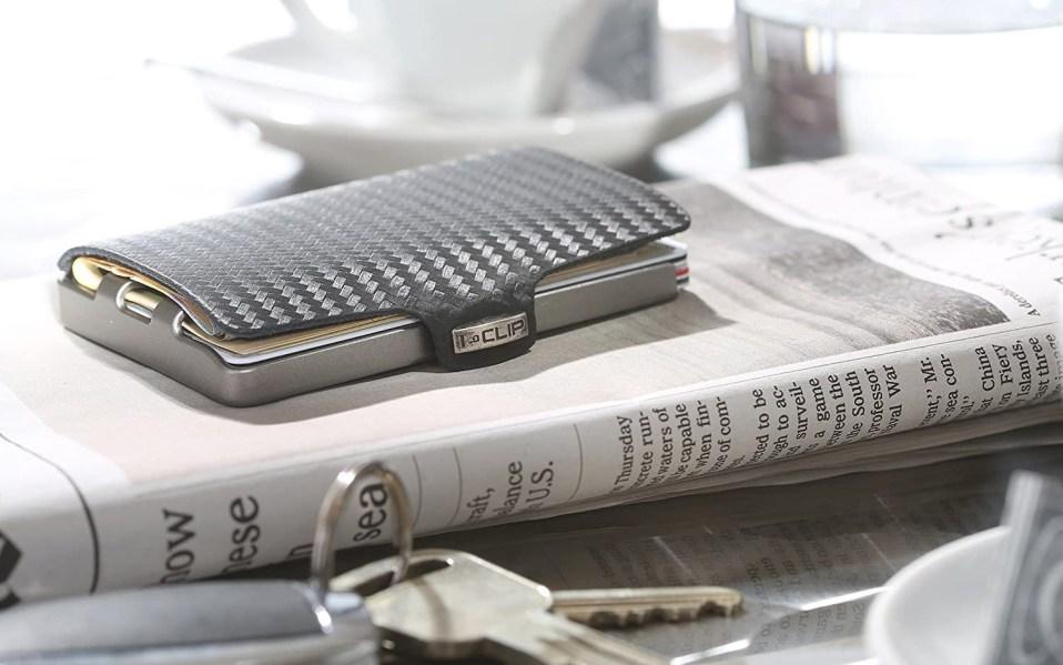 I-CLIP Wallet Pure