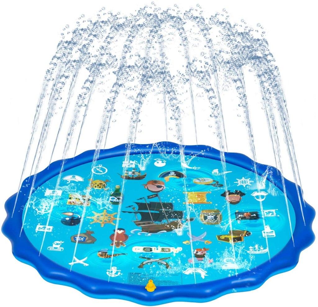 Obuby Sprinkle & Splash Play Mat